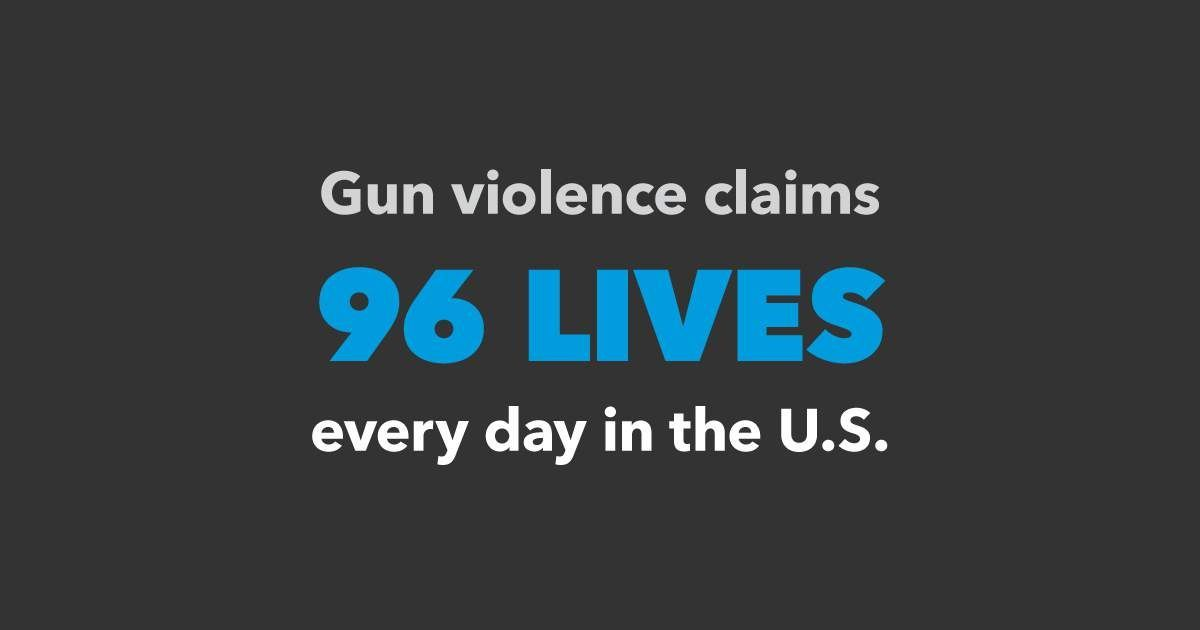 Every day our elected officials fail to address gun violence, another community is at risk of being upended by a massacre. Congress must take action to #EndGunViolence. https://t.co/aTPiabMe6v
