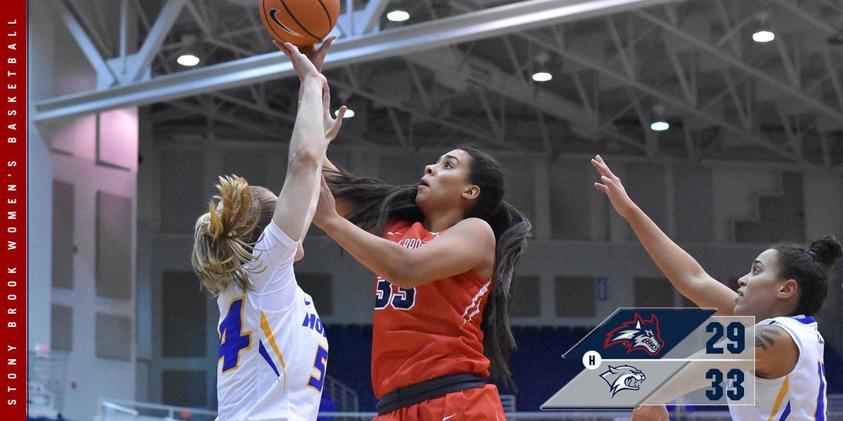 Stony Brook WBB's photo on Matthews