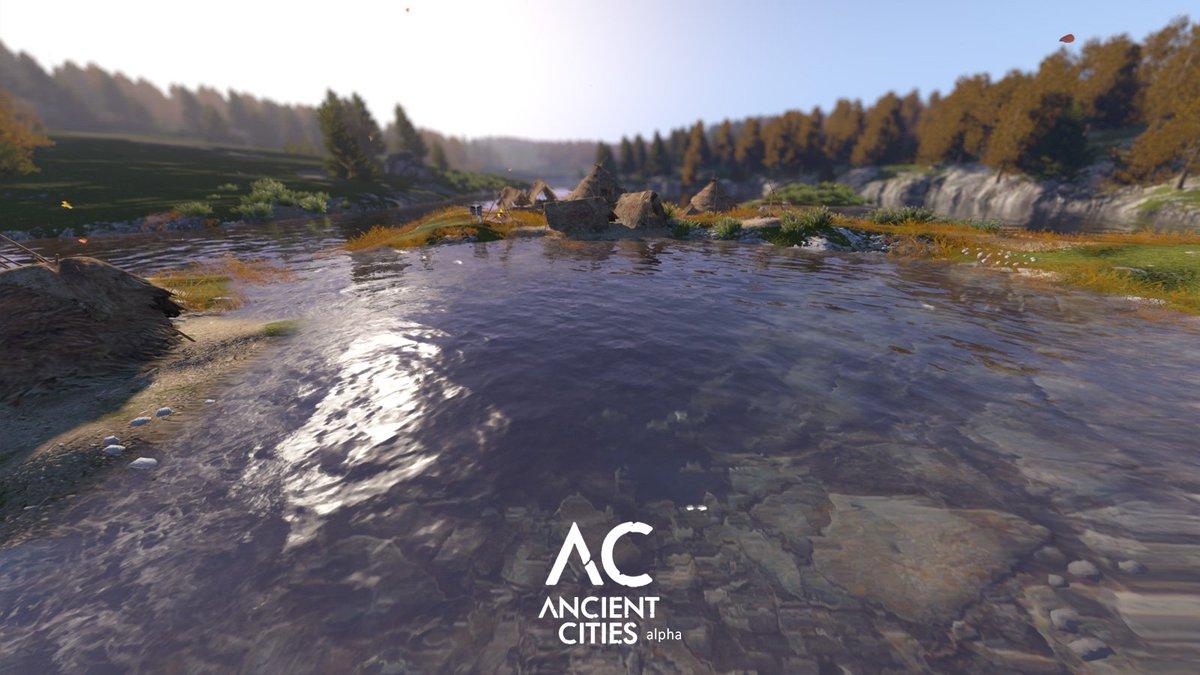 Ancient cities beta