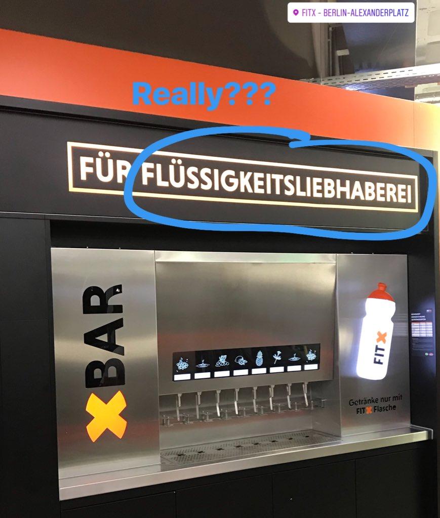 Fein Mcfit Getränke Galerie - Die Kinderzimmer Design Ideen ...