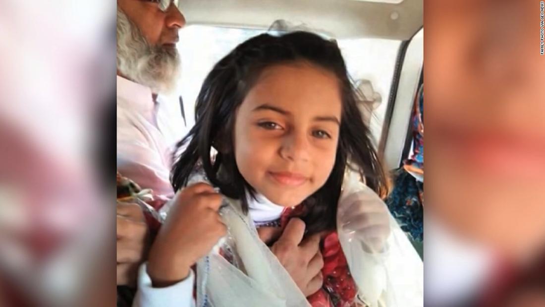 Pakistani man sentenced for the rape and murder of Zainab Ansari https://t.co/UJjZRpZ4P0