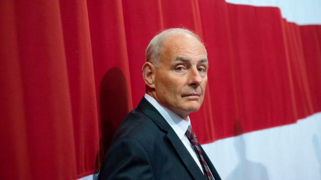 'John Kelly — like this whole White House — is done' https://t.co/iXLaTcUpFE