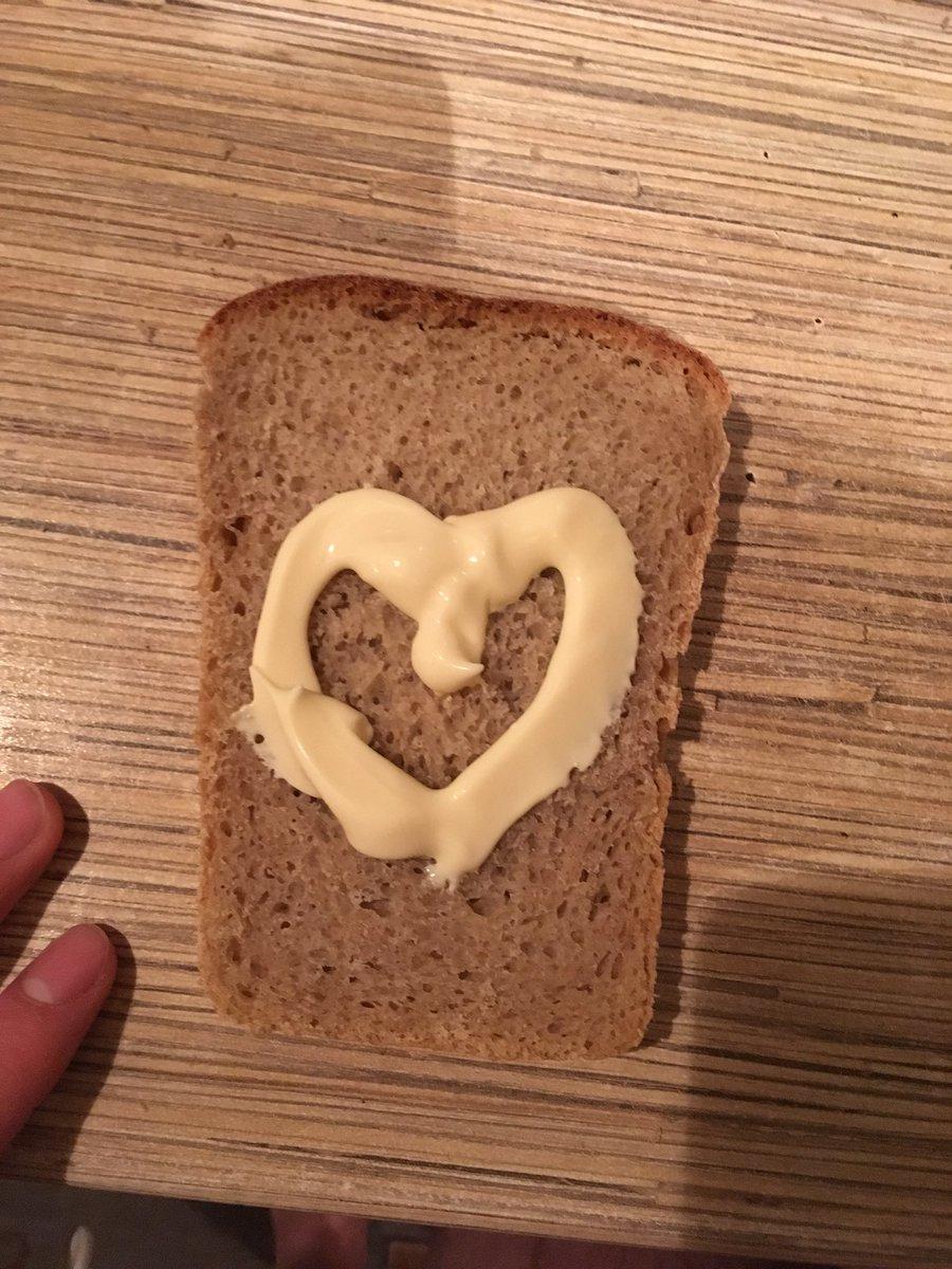 Хлеб с майонезом картинки