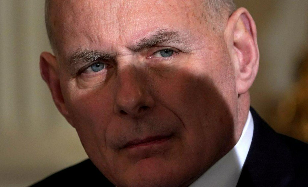 White House's Kelly tightens security clearance procedures post-scandal https://t.co/ahq8eLE0MU