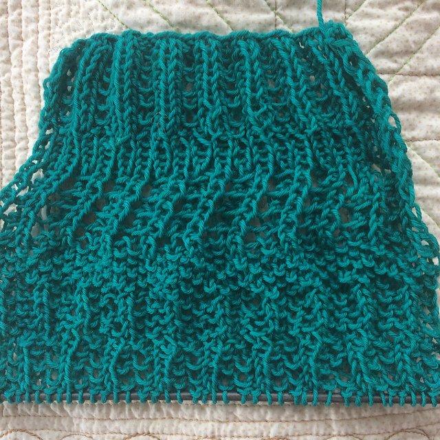 Fiber Witch On Twitter Yay Ai Weird Knitting