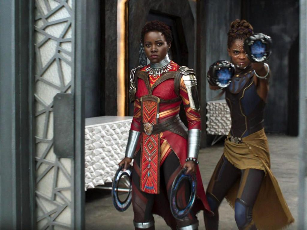 Why 'Black Panther' is king of Afrofuturism #WakandaForever https://t.co/WpPmFZgSue https://t.co/G6zDOUHcPL