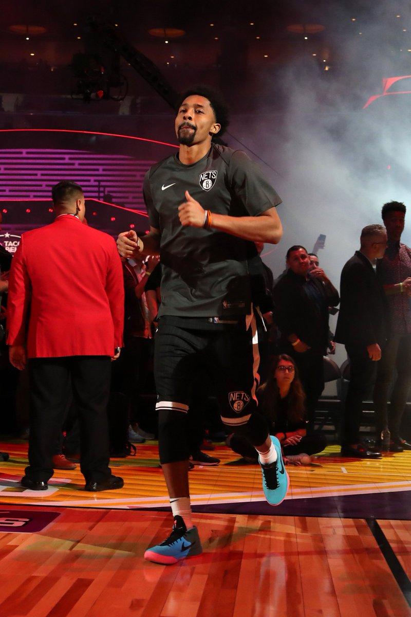 .@SDinwiddie_25  foi o grande campeão do Desafio de Habilidades, que abriu o Sábado de Desafios do #NBAAllStar! Parabéns, fera! #NBAnaESPN #AllStarNoSporTV