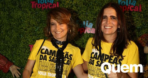 Maria Clara e Laura reunidas! Malu Mader fala sobre a violência no Rio: 'Todo mundo está com medo'   https://t.co/kYOeTjiUks