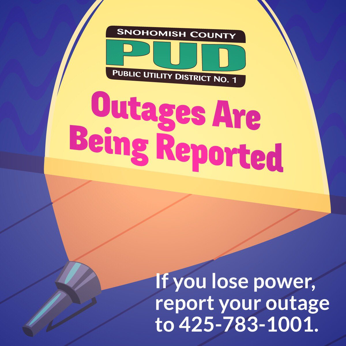 snopud power outage map Snohomish County Pud Pa Twitter We Re Seeing A Number Of Outages