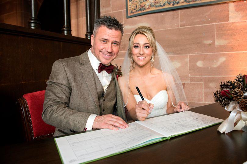 First BB winner asks wedding guests to d...