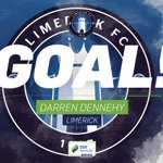 ⚽️ GOAL! @sligorovers 0-1 @LimerickFCie - Darren Dennehy!  62 - Sligo had been putting the pressure on but Dennehy popped up to glance home to put Limerick ahead!  LIVE ➡️ https://t.co/zNSz4F3u69 #LOI