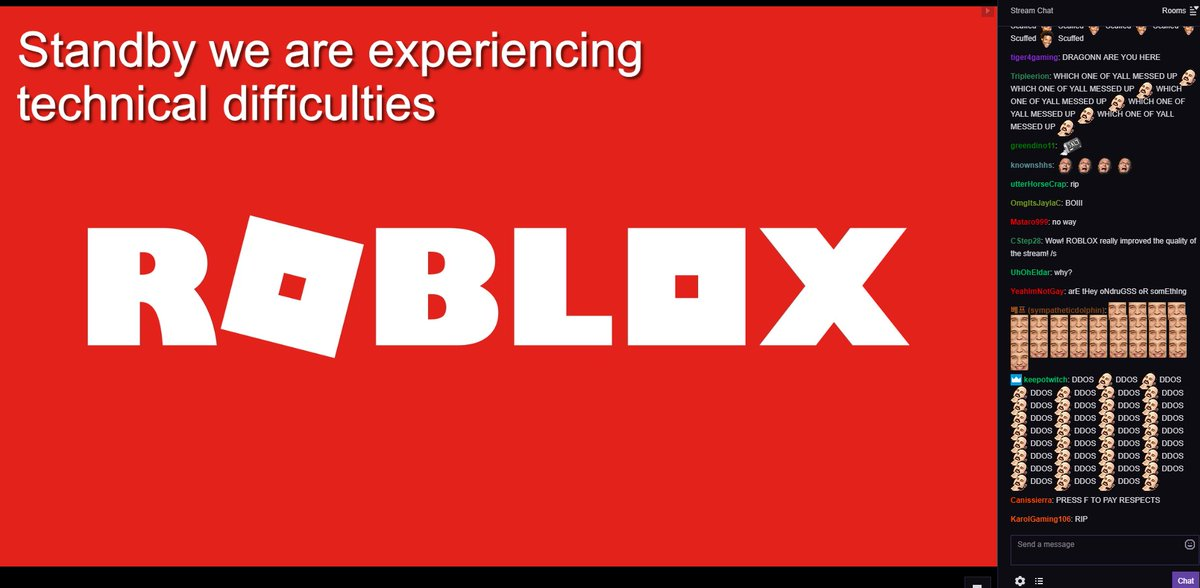 Roblox On Twitter It S The Event We Ve All Been Waiting For The