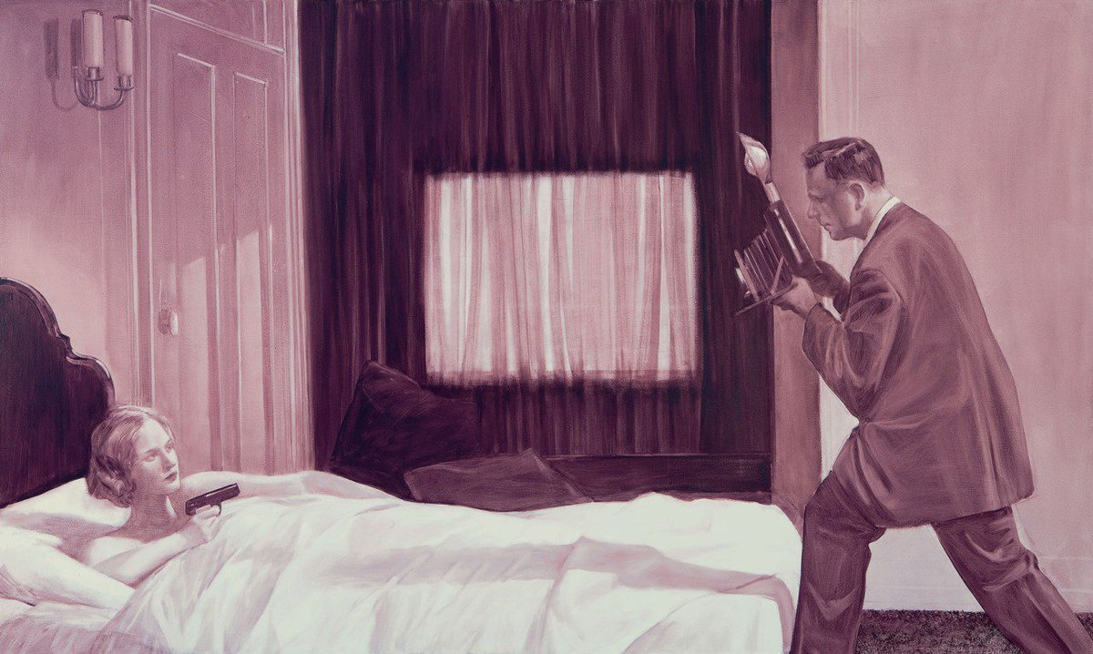 reproduction & originality: the anti-aesthetic of mark tansey essay Three paintings by mark tansey discover mfa programs in art dan graham they were the reproduction has its own kind of physicality as well as non-physicality.