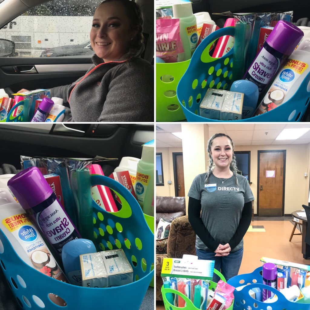 @A_Town817 @DaleB1 Shae representing A-Town by dropping off some needed supplies for the local shelter in Ashland! #RandomActsOfKindness #unleashtheEast #dawgpound #ChampionsLeague