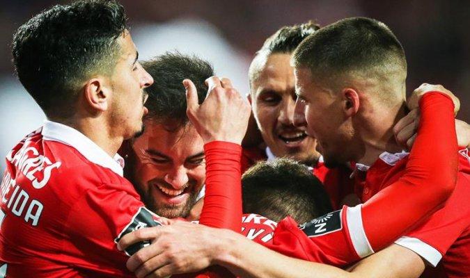 #Portugal El Benfica, líder tras vencer al Boavista https://t.co/9LmEmV2Glg