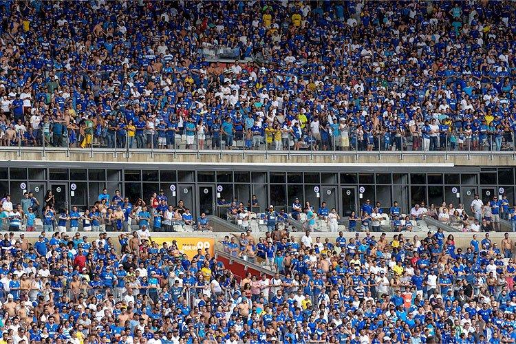 Jogos do Cruzeiro no Estadual ultrapassam a marca de 150 mil presentes no Mineirão https://t.co/BqRXp5GZzA