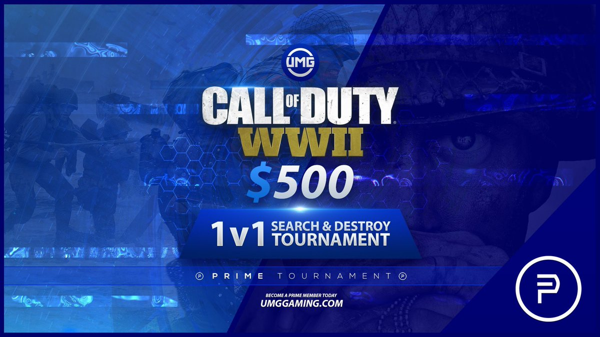 umg events on twitter the 500 xbox 1v1 search and destroy prime