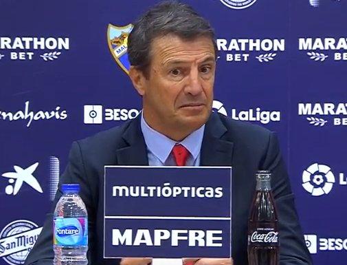🔴🎙️José González, técnico del Málaga: En el minuto 60 íbamos 2-0. A partir de ahí podemos hacer todos los análisis que queramos. El último estaba ganando al gallito.