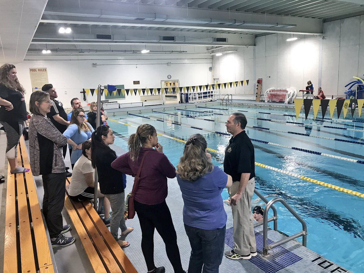 Special Olympics Nj On Twitter Classroom Pool Certification