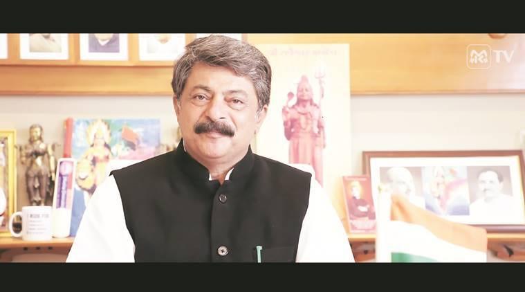 Gujarat: Raopura MLA Rajendra Trivedi fi...