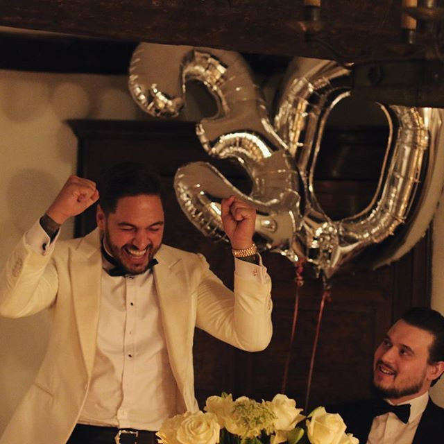 Turning 30 in style. @mario_falcone17 https://t.co/vmikPpPtsy https://t.co/ioqU3Ub1F9