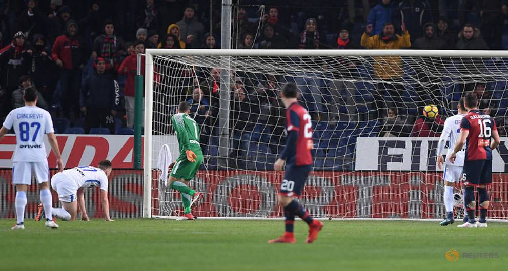 Bizarre own goal costs Inter dearly http...