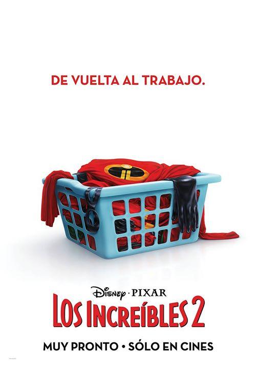 #LosIncreíbles2 vuelven este año https:/...