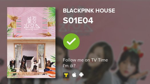 I've just watched episode S01E04 of BLAC...