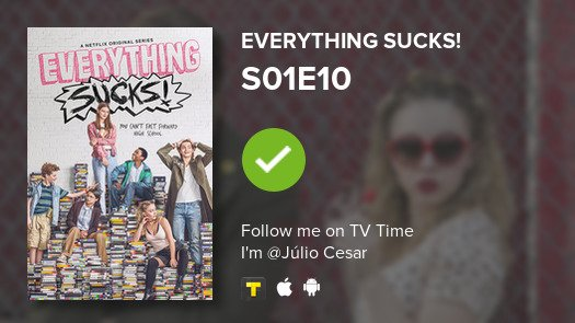 I've just watched episode S01E10 of Ever...