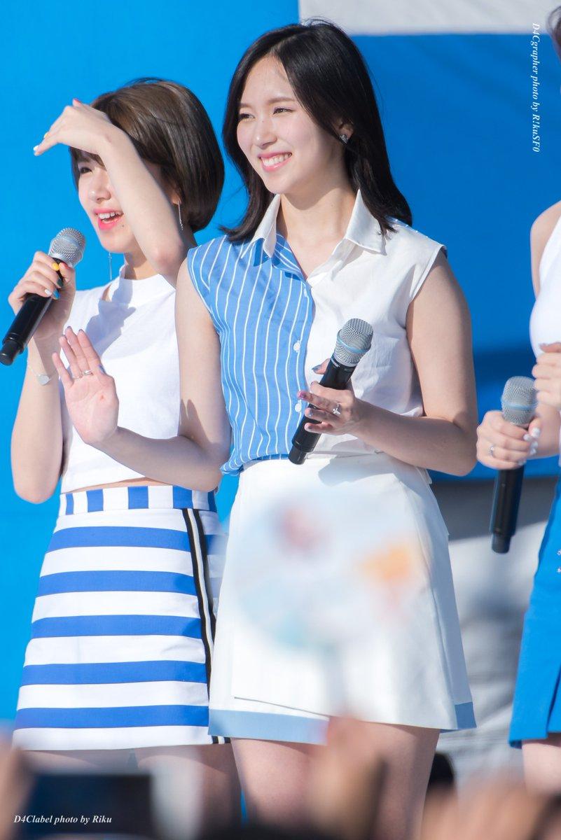 [17.05.14]포카리스웨트30주념기념 공연 TWICE 미나 #TWIC...