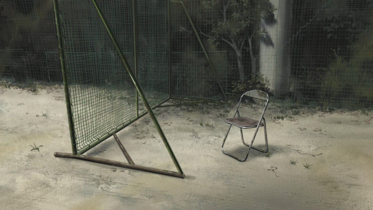 The Disappearance of Haruhi Suzumiya  Dir. Yasuhiro Takemoto ArtD: Seiki Tamura