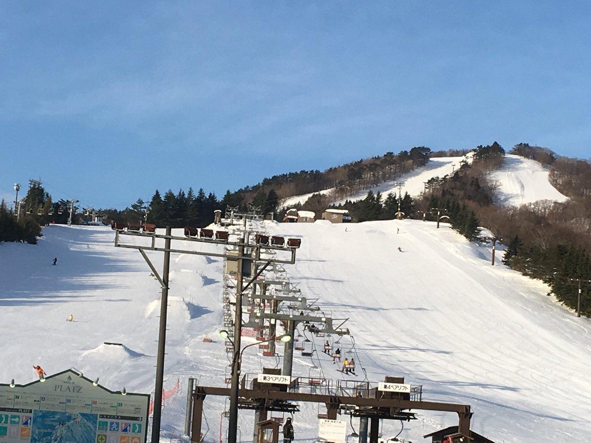 大佐 スキー 場