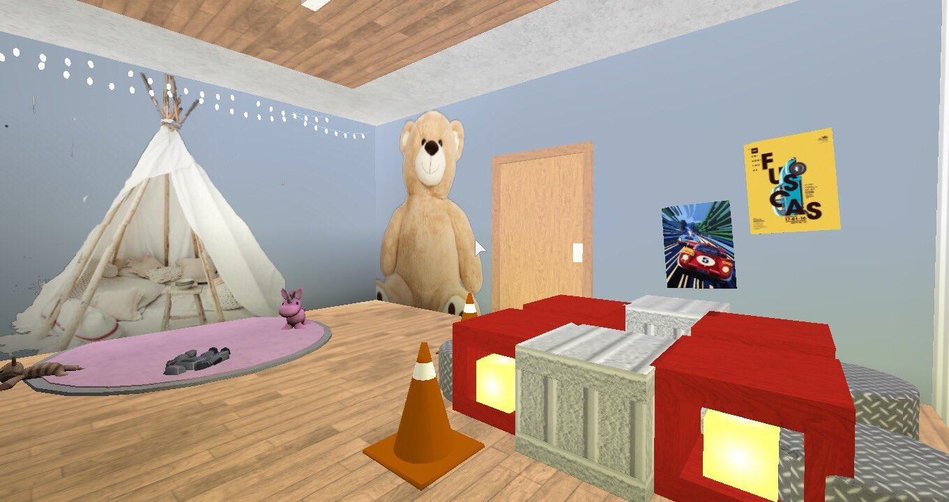 "Sleepy Diane on Twitter: ""Baby's room & play area 10K ..."