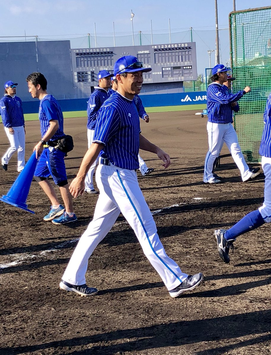 ゲーム参加する田中浩  「2年目の田中です。戦力になれるように頑張ります‼️」...