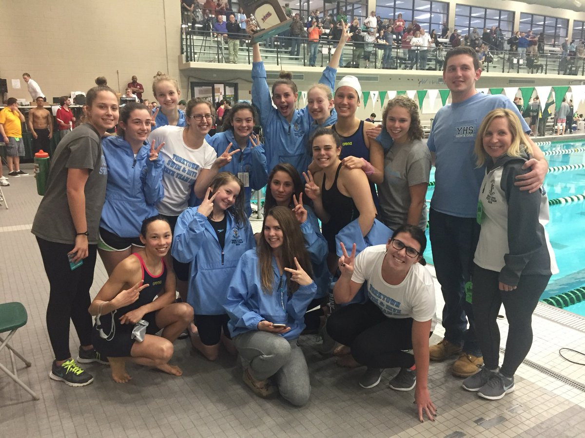 RT <a target='_blank' href='http://twitter.com/yhssports'>@yhssports</a>: Girls swim/dive state runner up finishing a close second to Madison. Congrats ladies. <a target='_blank' href='https://t.co/T3hKKutEPx'>https://t.co/T3hKKutEPx</a>