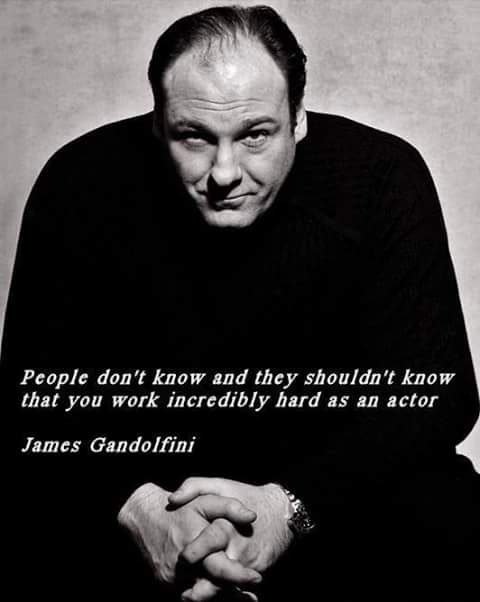 #James Gandolfini #actor #acting #actors...