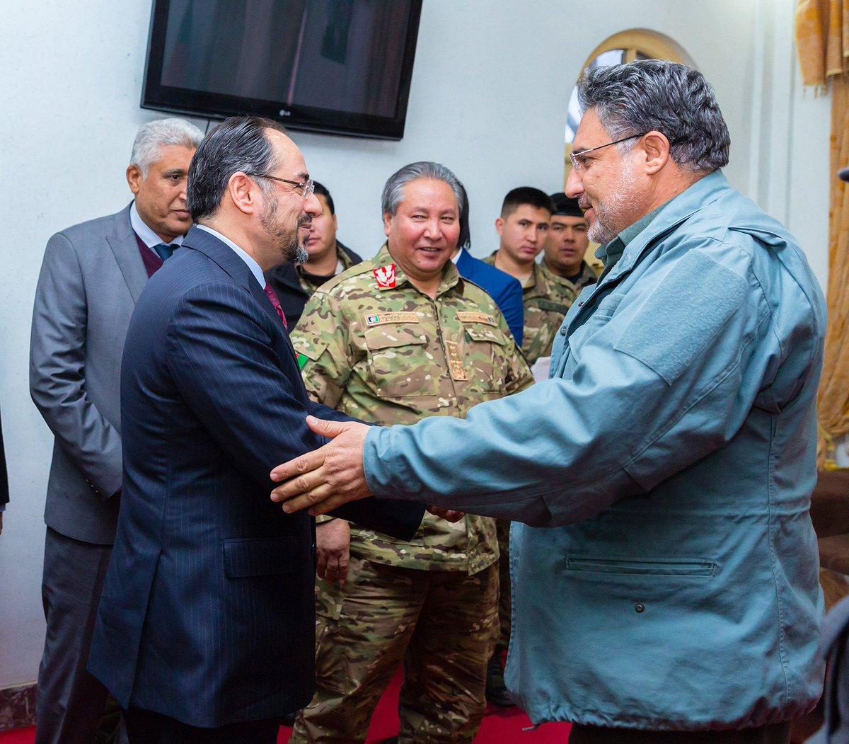 تدویر نشست کمیسیون هماهنگی امنیتی و تشری�اتی مراسم ا�تتاح کار عملی پروژه تاپی در خاک ا�غانستان
