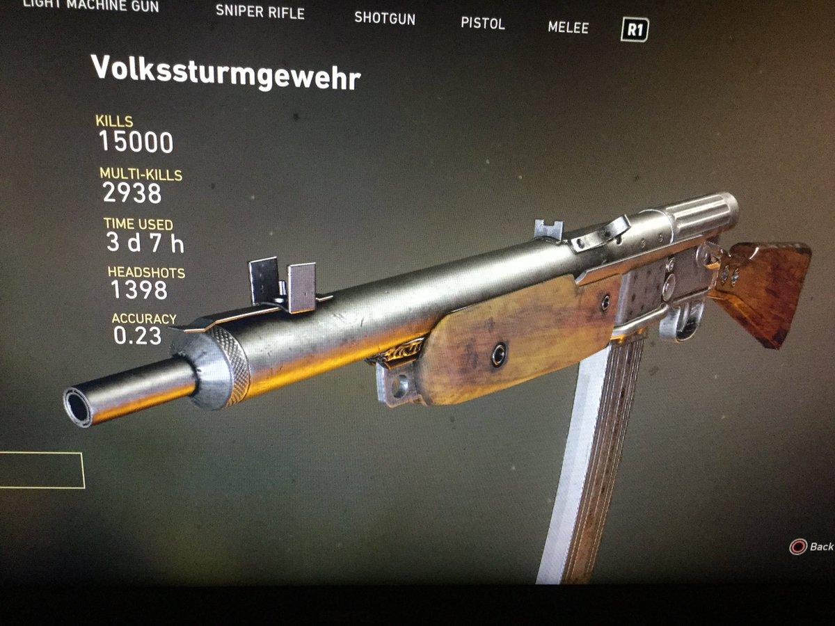 @PrestigeIsKey My most used weapon since...