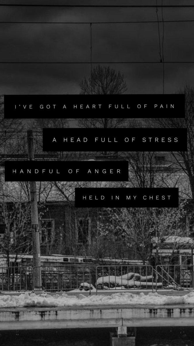 Linkin Park Lockscreens Linkinlocks Twitter I got a heart full of pain. linkin park lockscreens linkinlocks