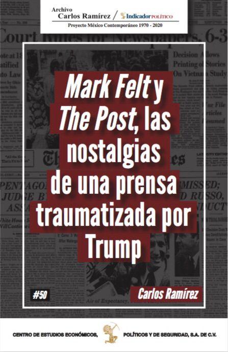 #eBook Mark Felt y The Post, las nostalg...