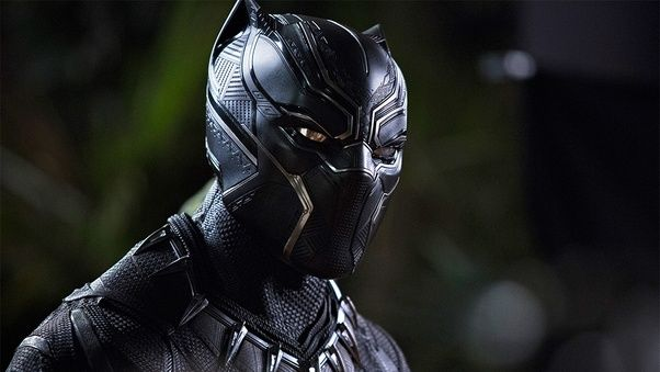 """Dirk Hooper's review of """"Black Panther""""..."""