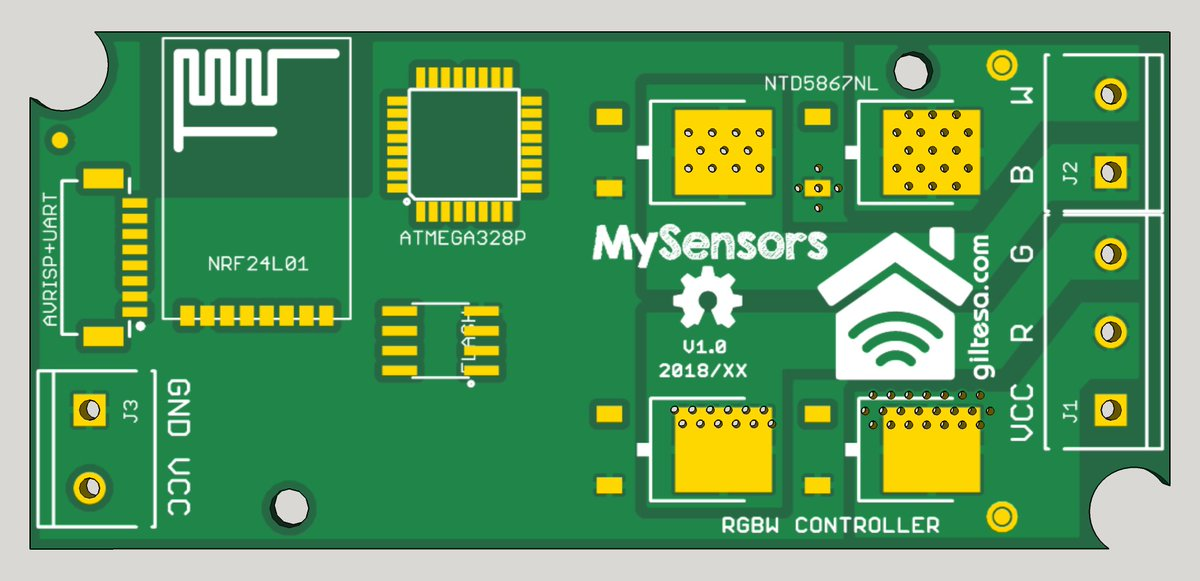 MySensors on Twitter: