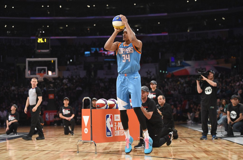 Clippers' Tobias Harris finishes third in NBA All-Star 3-Point Contest https://t.co/75ye8BUhwu