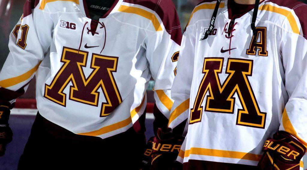 Gophers tie Ohio State in men's hockey, lose to Wisconsin in women's hockey #gophers https://t.co/lIVFuEPGcY