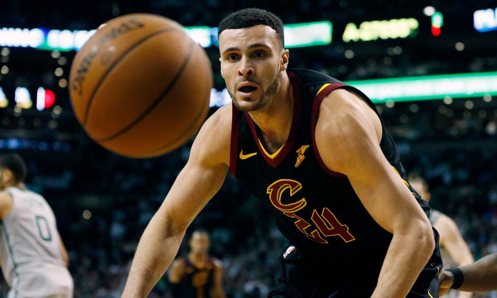 Larry Nance Jr. is not over trade that sent him from Lakers to hometown Cleveland Cavaliers https://t.co/bleUt1scIf