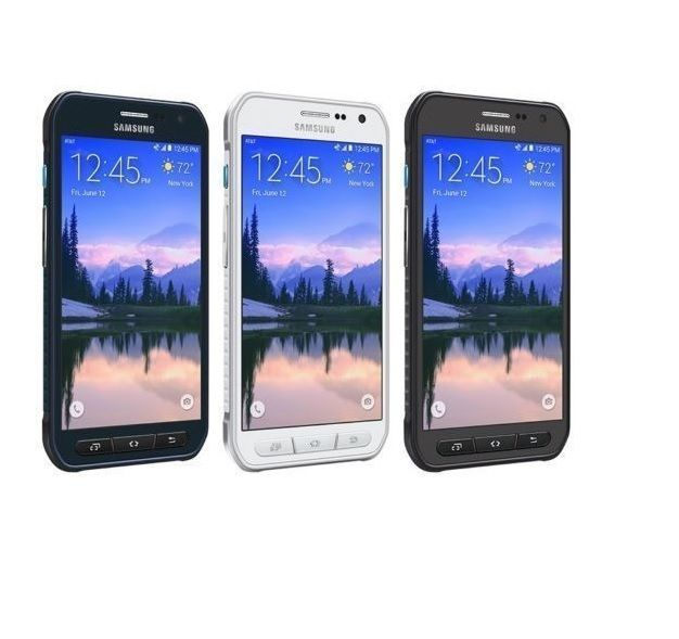 Samsung Galaxy S6 Active SM-G890A Unlocked Smartphone Cell PhoneAT...