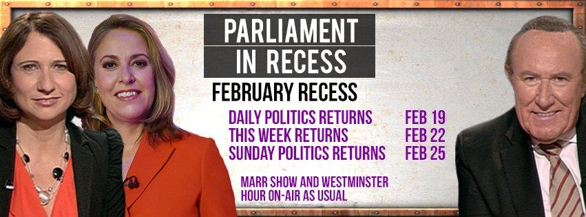 Bbc Daily Politics And Sunday Politicsverified Account