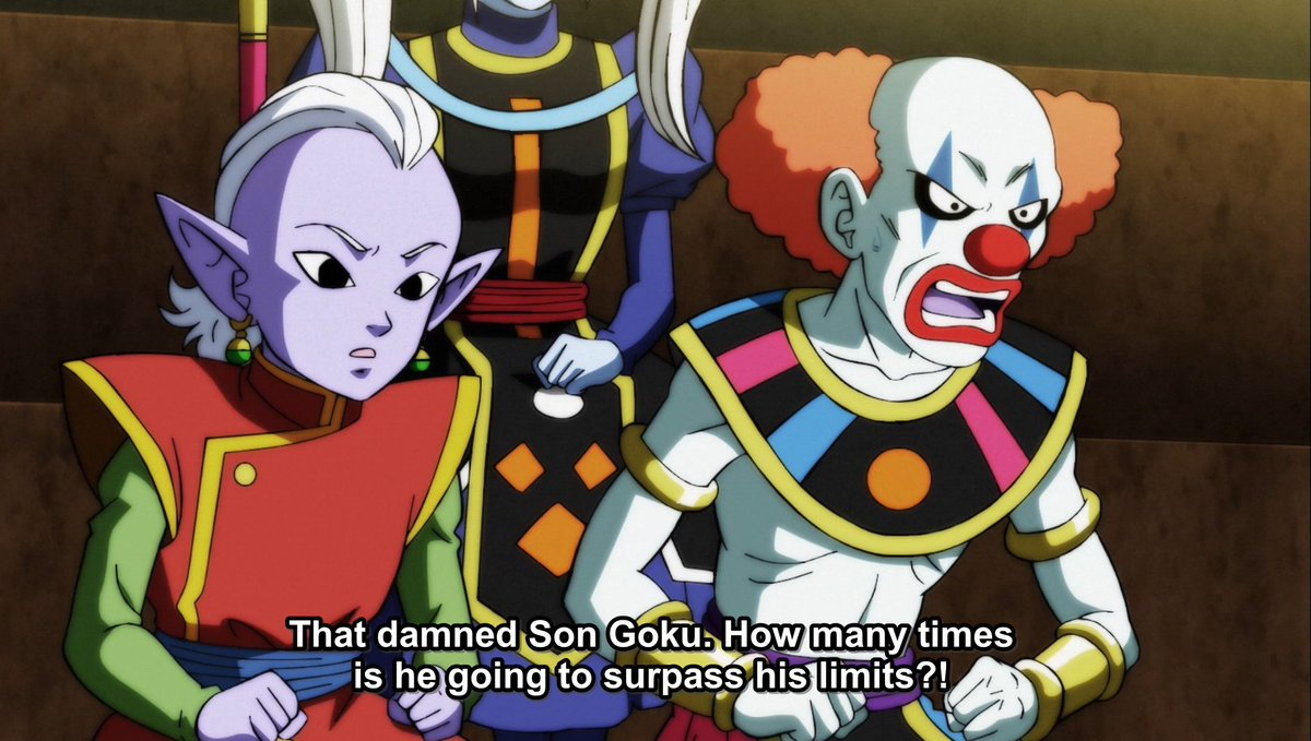 Dragon Ball summed up in one screenshot....