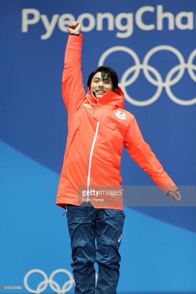 secondo oro Yuzuru Hanyu