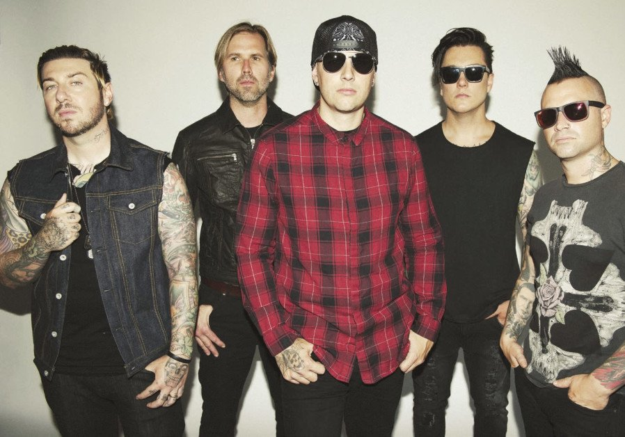 Avenged Sevenfold to play Israel in June https://t.co/lzDR4xq8Et